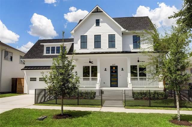 617 Byrne Street, Houston, TX 77009 (MLS #54639744) :: The Heyl Group at Keller Williams