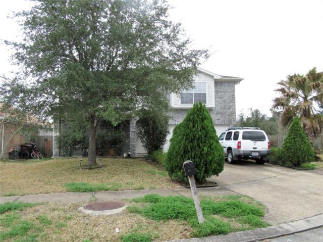 2406 Halstead Drive, Spring, TX 77386 (MLS #54640621) :: Grayson-Patton Team
