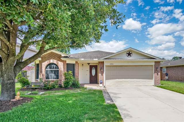 28906 Stone Fox Drive, Spring, TX 77386 (MLS #54647313) :: Caskey Realty