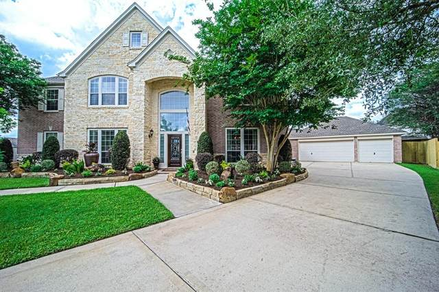 3401 Kingston Drive, Friendswood, TX 77546 (MLS #54647411) :: Christy Buck Team