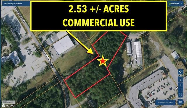 18616 Klein Church Road, Spring, TX 77379 (MLS #54647702) :: Green Residential