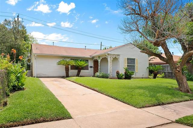 302 Sage Drive, Galena Park, TX 77547 (MLS #54651626) :: The Freund Group