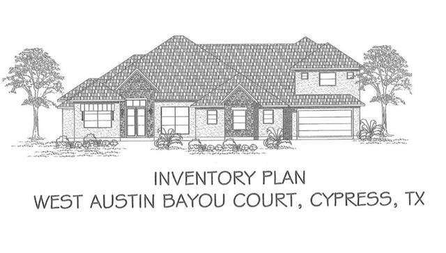 19203 W Austin Bayou, Cypress, TX 77433 (MLS #54657879) :: The SOLD by George Team