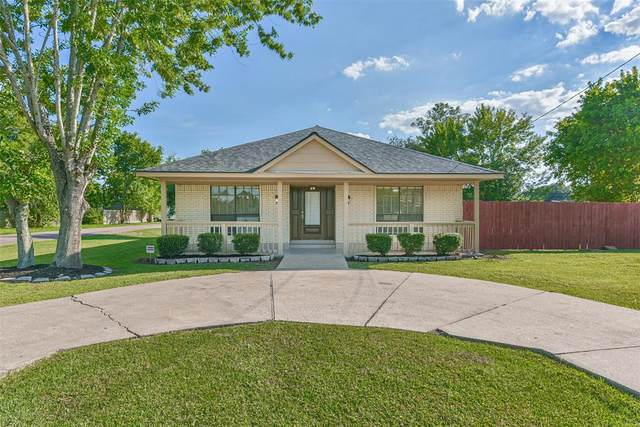 1216 Avenue H, South Houston, TX 77587 (MLS #54660703) :: Connect Realty