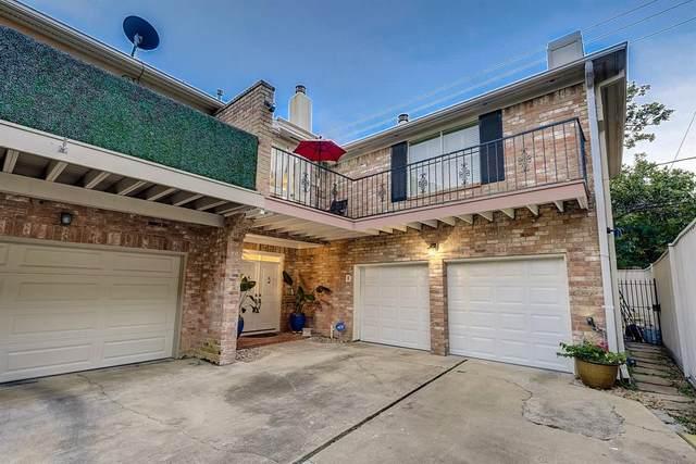1806 Potomac Drive D, Houston, TX 77057 (MLS #54668520) :: Ellison Real Estate Team