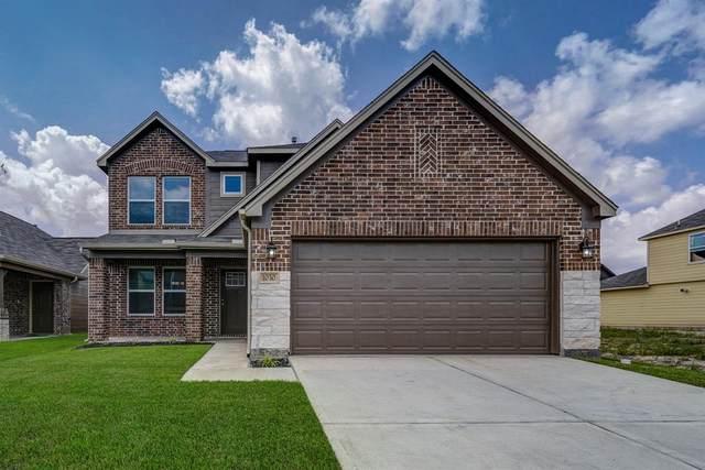 1030 Steel Blue Drive, Houston, TX 77073 (MLS #54674714) :: The Wendy Sherman Team