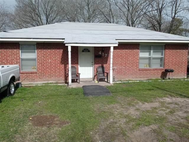 417 E Hill Street, Navasota, TX 77868 (MLS #54681632) :: Connell Team with Better Homes and Gardens, Gary Greene