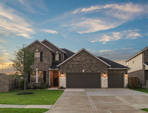 19042 Courser Field Court, Tomball, TX 77377 (#54687586) :: ORO Realty