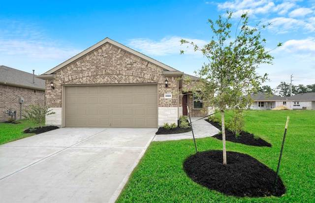 3322 Fox Sparrow Cove, Richmond, TX 77469 (MLS #54706758) :: The Heyl Group at Keller Williams