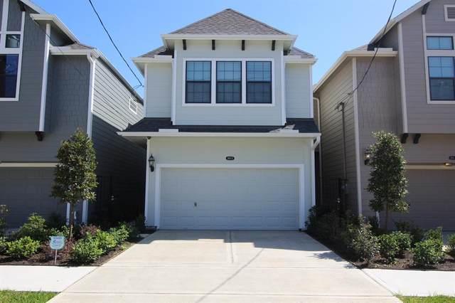 6107 Maxie Street, Houston, TX 77007 (MLS #54716768) :: Giorgi Real Estate Group