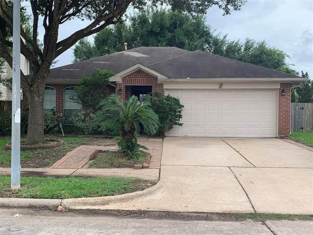 18319 Willow Moss Drive, Katy, TX 77449 (MLS #5471903) :: The Wendy Sherman Team