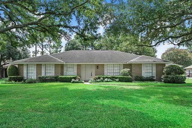 15110 Lakeview Drive, Jersey Village, TX 77040 (MLS #54721089) :: The Wendy Sherman Team