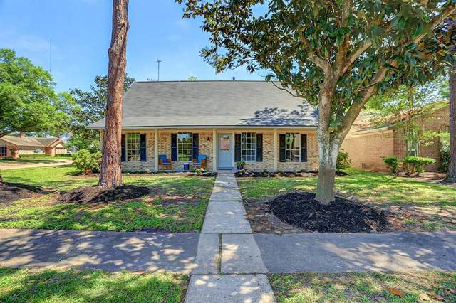 1703 Eastfield Drive, Missouri City, TX 77459 (MLS #54725548) :: The Bly Team