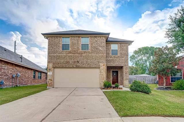 3506 Lauderwood Lane, Katy, TX 77449 (MLS #54726051) :: Rachel Lee Realtor