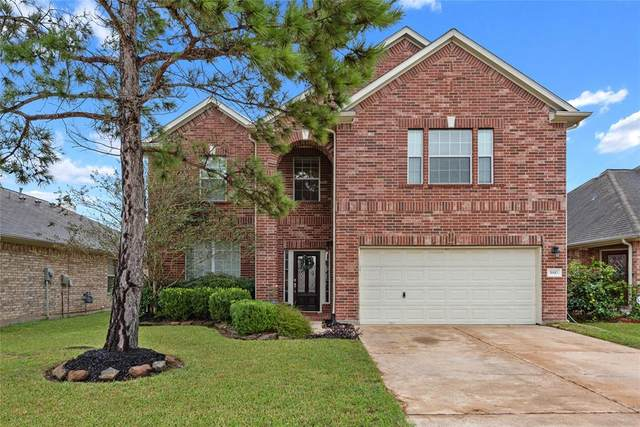 5810 Strong Creek Drive, Houston, TX 77084 (MLS #54728992) :: The Andrea Curran Team powered by Styled Real Estate