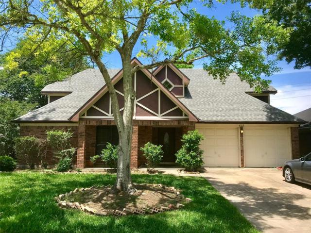 4103 Bentley Drive, Pearland, TX 77584 (MLS #54729197) :: Christy Buck Team