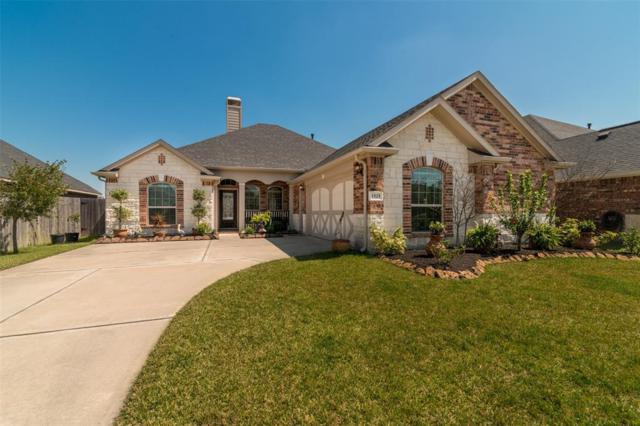 1525 Palo Duro Canyon Drive, League City, TX 77573 (MLS #54734228) :: The Queen Team