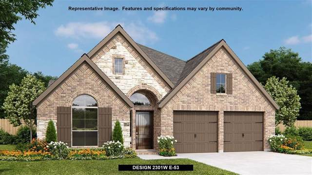 3702 Bonham Hills Lane, Pearland, TX 77584 (MLS #54760425) :: Giorgi Real Estate Group