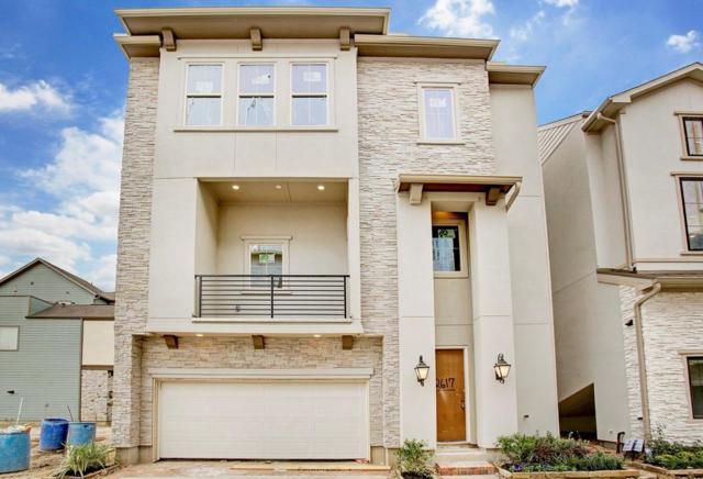 2617 Fountain Key Boulevard, Houston, TX 77008 (MLS #54762144) :: Texas Home Shop Realty