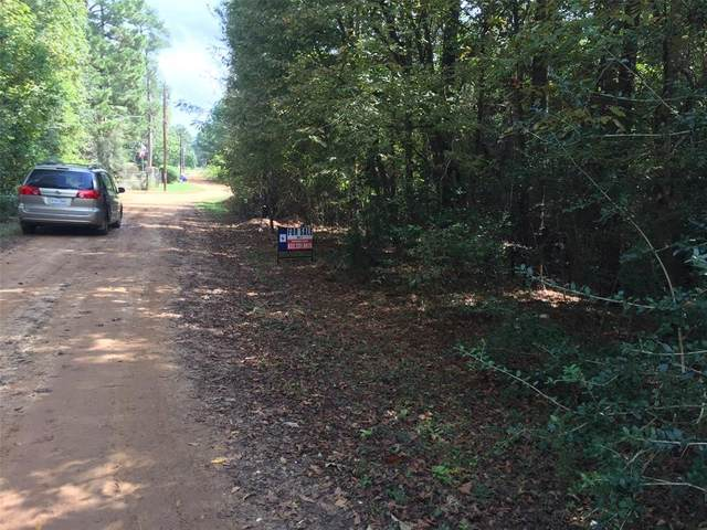 00 Mudd Road, Livingston, TX 77351 (MLS #54762207) :: Bray Real Estate Group