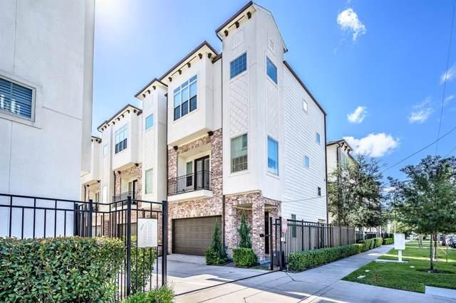 2211 Chenevert Street D, Houston, TX 77003 (MLS #54767739) :: Giorgi Real Estate Group