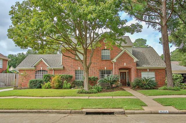 16314 Lakestone Drive, Tomball, TX 77377 (MLS #54768284) :: Grayson-Patton Team
