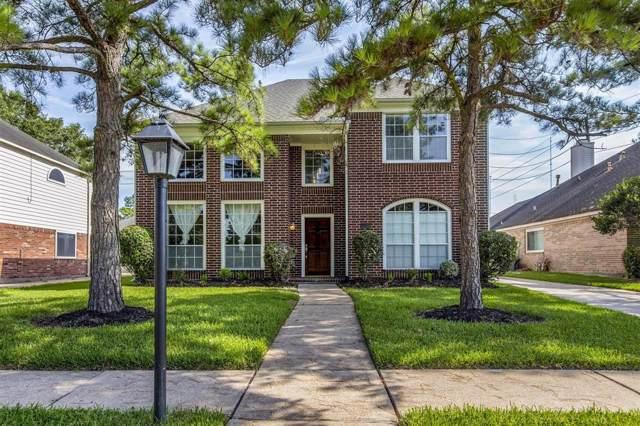 3530 Truesdale Drive, Missouri City, TX 77459 (MLS #54768392) :: Caskey Realty
