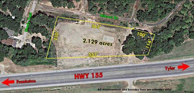 22546 Hwy 155, Flint, TX 75762 (MLS #54775553) :: Fairwater Westmont Real Estate