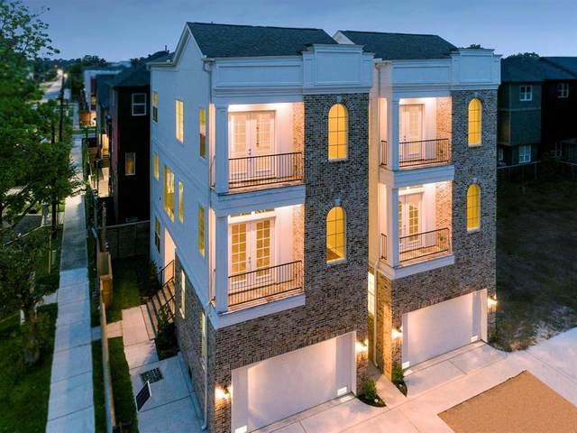 1039 W 17th Street, Houston, TX 77008 (MLS #54799746) :: Giorgi Real Estate Group