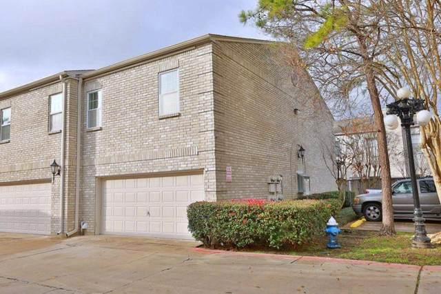 4001 Tanglewilde Street #1207, Houston, TX 77063 (MLS #54799916) :: Green Residential
