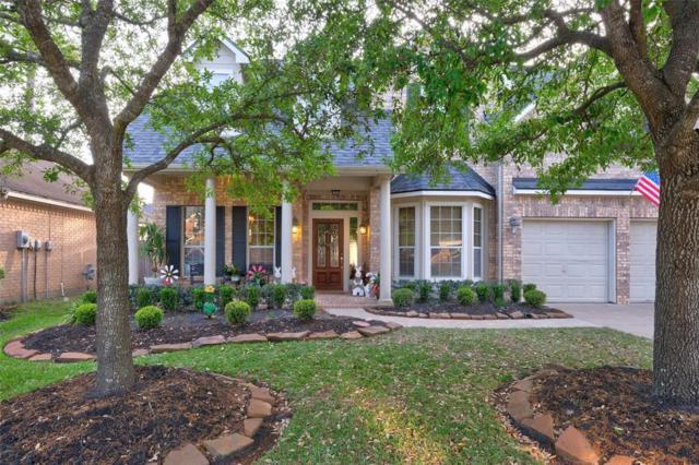 13135 Oakwood Manor Drive, Cypress, TX 77429 (MLS #54800580) :: The Home Branch