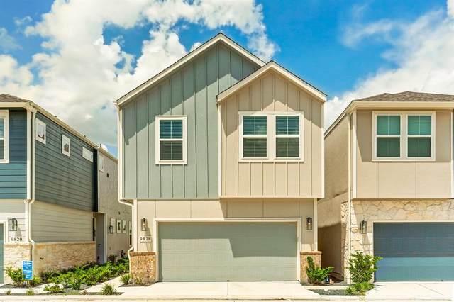 9818 Magnolia Village Lane, Houston, TX 77080 (MLS #54803141) :: The Wendy Sherman Team