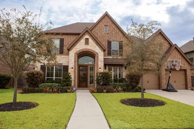 27810 Bandera Glen Lane, Katy, TX 77494 (MLS #54809514) :: Oscar Fine Properties