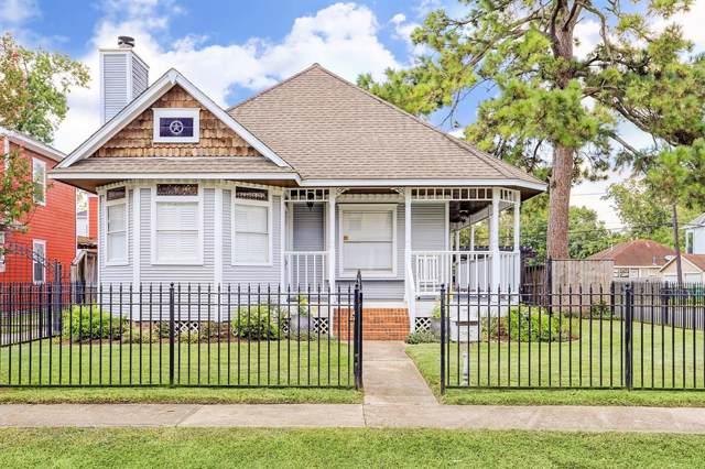 611 E 24th Street, Houston, TX 77008 (MLS #54817240) :: Texas Home Shop Realty