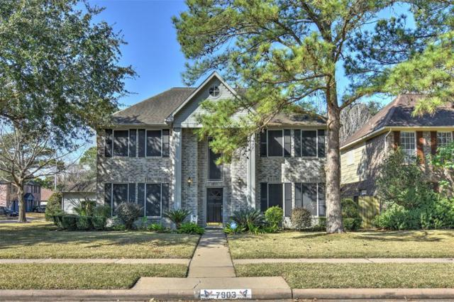 7903 Millbrook Drive, Houston, TX 77095 (MLS #5482580) :: The Heyl Group at Keller Williams