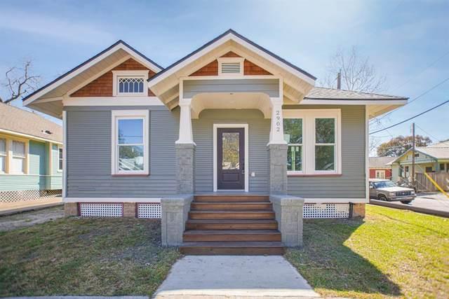 2902 Houston Avenue, Houston, TX 77009 (MLS #54826100) :: Texas Home Shop Realty