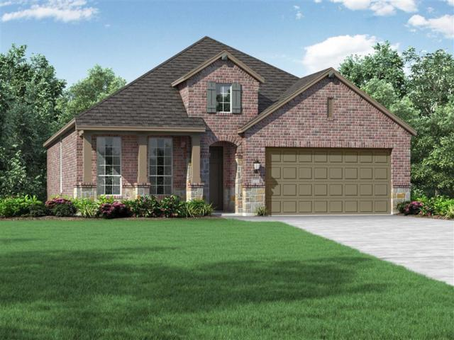 2224 Blackhawk Ridge Lane, Manvel, TX 77578 (MLS #5483699) :: The Heyl Group at Keller Williams