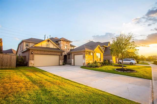 15019 Scarlet Finch Way, Cypress, TX 77429 (MLS #54849739) :: JL Realty Team at Coldwell Banker, United