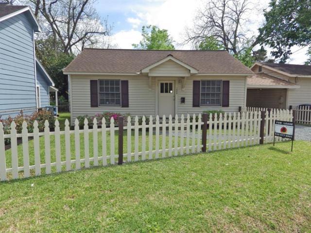 1004 Gibbs Street, Houston, TX 77009 (MLS #54852656) :: Christy Buck Team