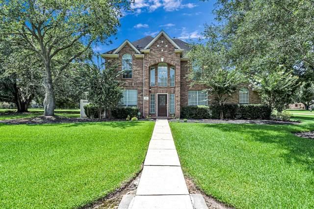 4411 Weston Drive, Fulshear, TX 77441 (MLS #54860970) :: The Property Guys