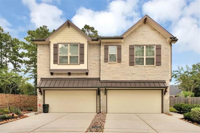 18566 Jasmine Garden Place, Humble, TX 77346 (MLS #54862091) :: Keller Williams Realty