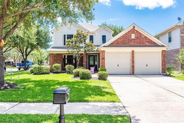 3219 Windy Cape Lane, League City, TX 77573 (MLS #54866476) :: Rachel Lee Realtor