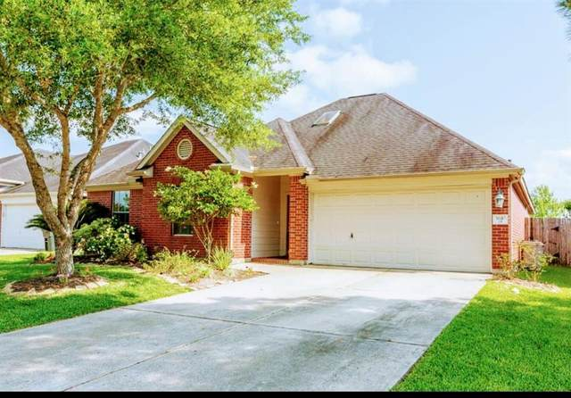 3610 Glenhill Drive, Pearland, TX 77584 (MLS #54875470) :: Connect Realty