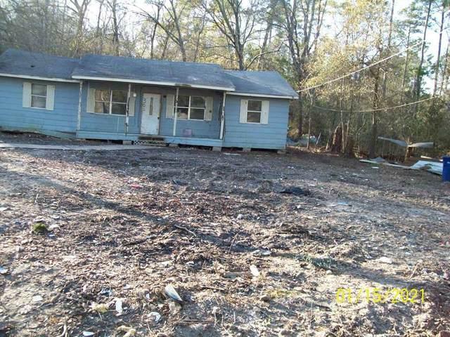 305 Johnson Road, Huntsville, TX 77320 (MLS #54886170) :: My BCS Home Real Estate Group
