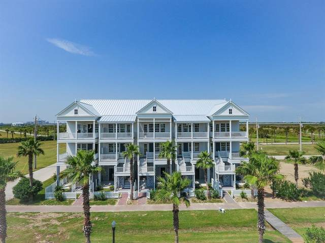 2514 Sunset Passage, Galveston, TX 77550 (MLS #54891624) :: Keller Williams Realty