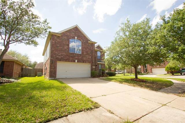 7002 Lakegreen Court, Richmond, TX 77407 (MLS #54891658) :: Caskey Realty