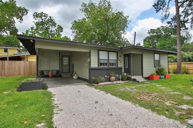 302 Truman Street, Houston, TX 77018 (MLS #54894581) :: Texas Home Shop Realty
