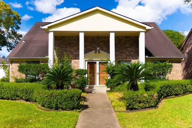 2902 Meadowcreek Drive, Missouri City, TX 77459 (MLS #54896824) :: The Wendy Sherman Team