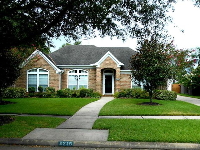 2215 Bay Haven Way, League City, TX 77573 (MLS #54900449) :: REMAX Space Center - The Bly Team
