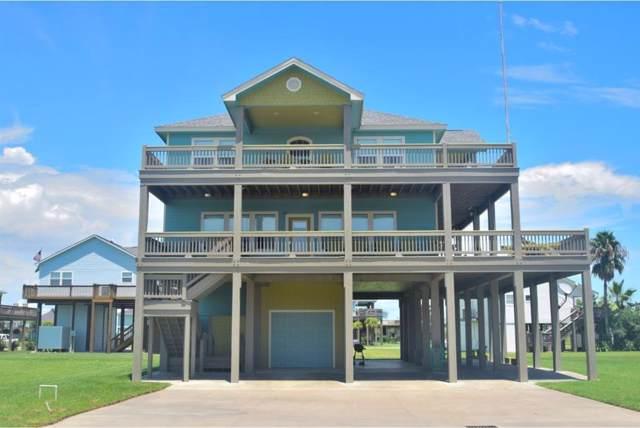 964 Kenlyn Drive, Crystal Beach, TX 77650 (MLS #54901809) :: The Queen Team